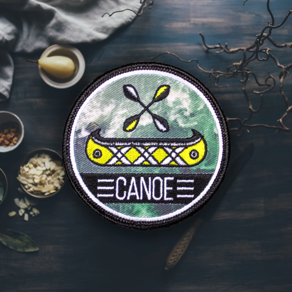 River Canoe Patch
