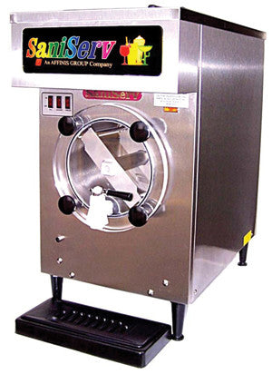 SaniServ Frozen Beverage Machine 108R - Java Exotic Imports