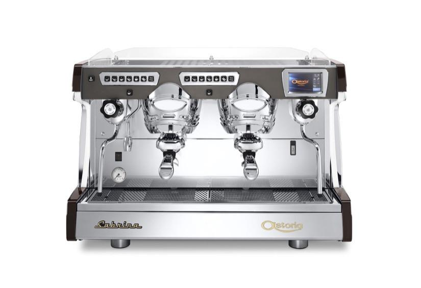 Astoria Sabrina SAE Automatic Espresso Coffee Machine with Color Touch Display (SAE 2, SAE 3)