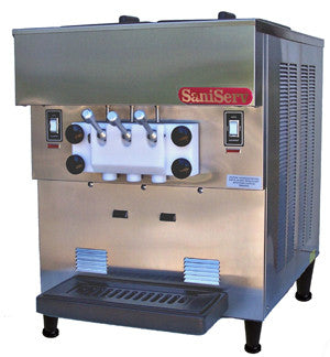 SaniServ Ice Cream / Yogurt Machine 501 - Java Exotic Imports