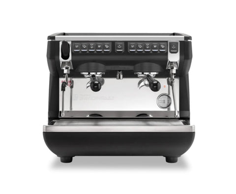 Nuova Simonelli Appia Life Compact Volumetric 2 group Commercial Espresso Machine