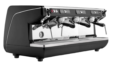 Nuova Simonelli Appia Life Semi Automatic 3 Group Commercial Espresso Machine