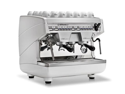 Simonelli Appia Compact II Volumetric 2 group (110 volt) SPECIAL ORDER FOR JUDI - Java Exotic Imports