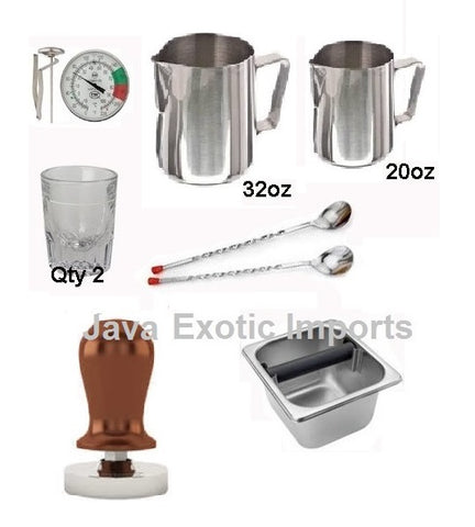 Barista Kit - Pro 1 - Java Exotic Imports