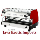 La Pavoni Bar T Series 3 Group Volumetric - Java Exotic Imports