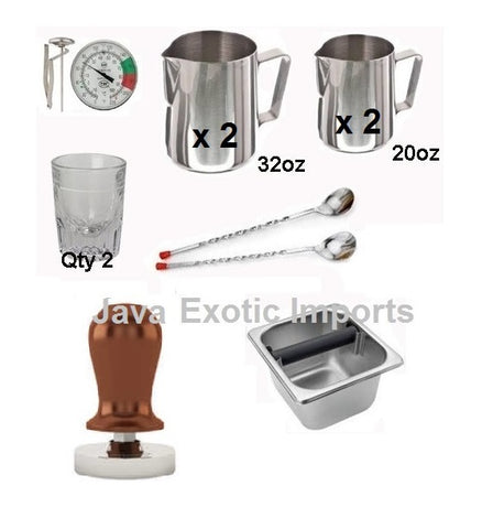 Barista Kit - Pro 2 - Java Exotic Imports