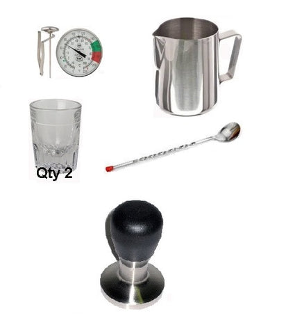 Barista Kit - Basic Starter - Java Exotic Imports