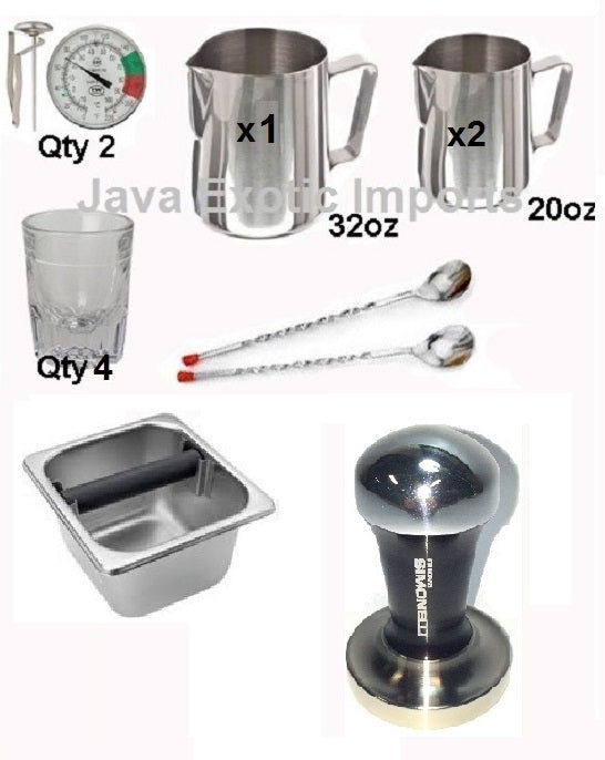Barista Kit - Pro Plus - Java Exotic Imports