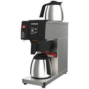 Fetco CBS-2121A Coffee Brewer, no warmers, 110V