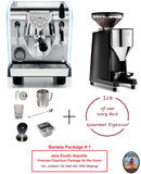 Simonelli Musica Premium Package for the home or office - Java Exotic Imports