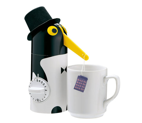 Frieling Penguin Tea Timer - Java Exotic Imports