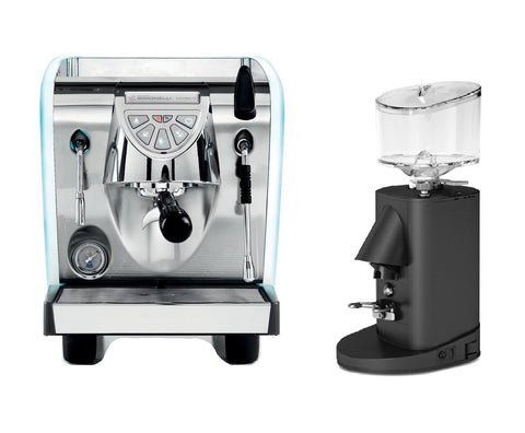 Simonelli Musica LUX and Espresso Grinder Package