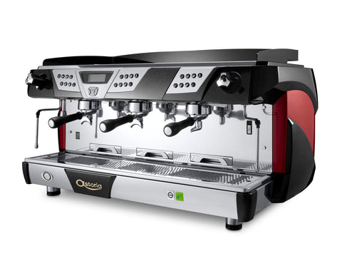 Astoria Plus 4 You SAE 3 Group Automatic Espresso Machine - Dual Boiler - Java Exotic Imports