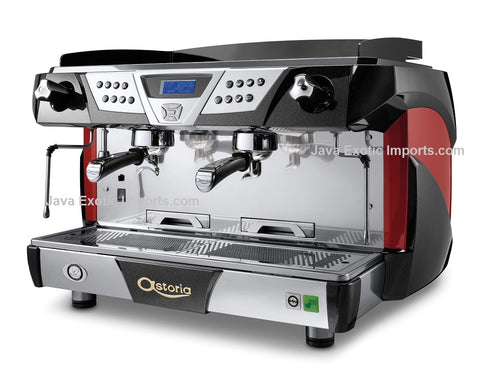 Astoria Plus 4 You SAE 2 Group Automatic Espresso Machine - Dual Boiler
