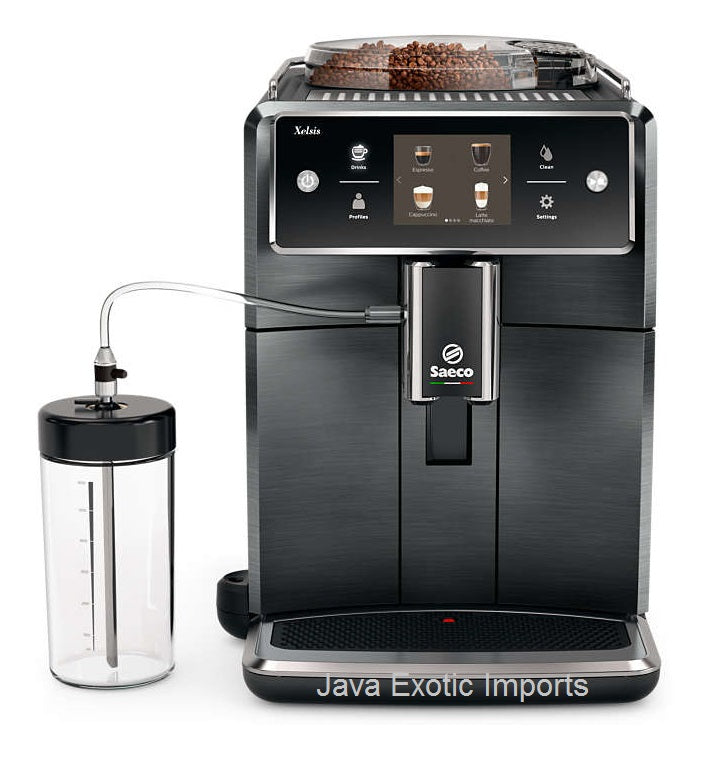 Saeco Xelsis Super Automatic SM7684/04 - Java Exotic Imports