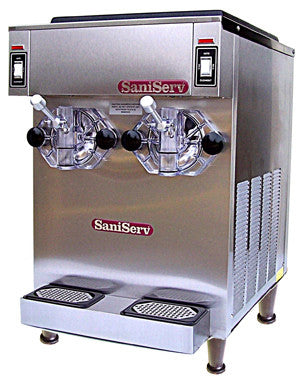 SaniServ Twin Flavor Frozen Beverage / Granita Machine Model 791 - Java Exotic Imports
