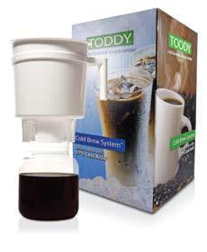 Toddy Cold Brew System - Home/Small Cafe Model - Java Exotic Imports