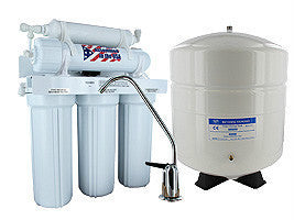 WATTS Reverse Osmosis 5 Stage System - Metal Tank