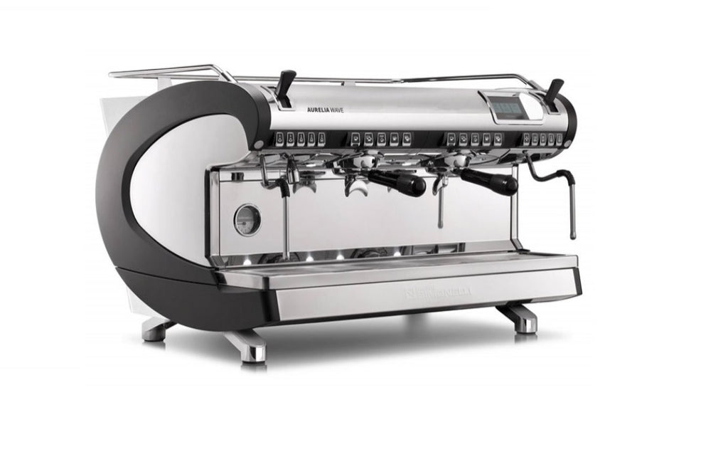 Nuova Simonelli Aurelia Wave VOLUMETRIC Commercial Espresso Machine