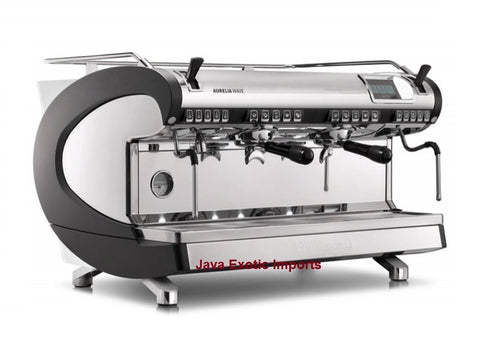 Simonelli Aurelia Wave VOLUMETRIC Automatic Commercial Espresso Coffee Machine - Java Exotic Imports