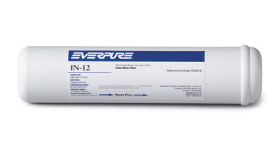 Everpure EV910086 In-12 In-Line Filter w/ Fittings - Java Exotic Imports