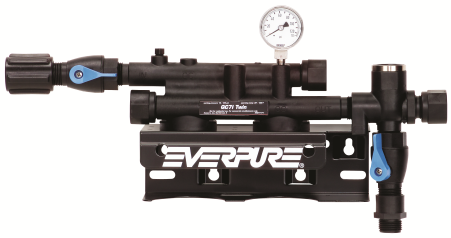 Everpure QC7I Twin Filter Head EV9272-22