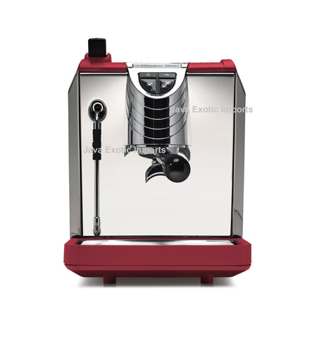 "Simonelli OSCAR II Espresso Machine ""RED"" - Java Exotic Imports"