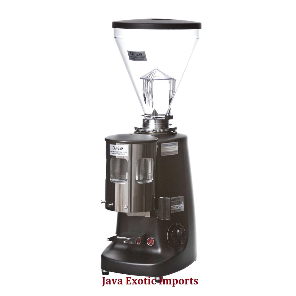 Mazzer Super Jolly Timer - Java Exotic Imports