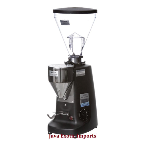 Mazzer Super Jolly Electronic Doserless - Java Exotic Imports