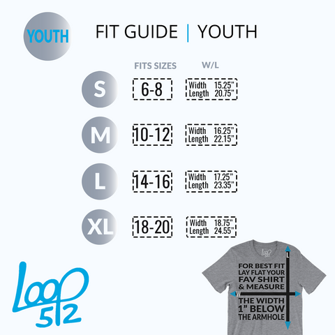 Youth Fit Guide