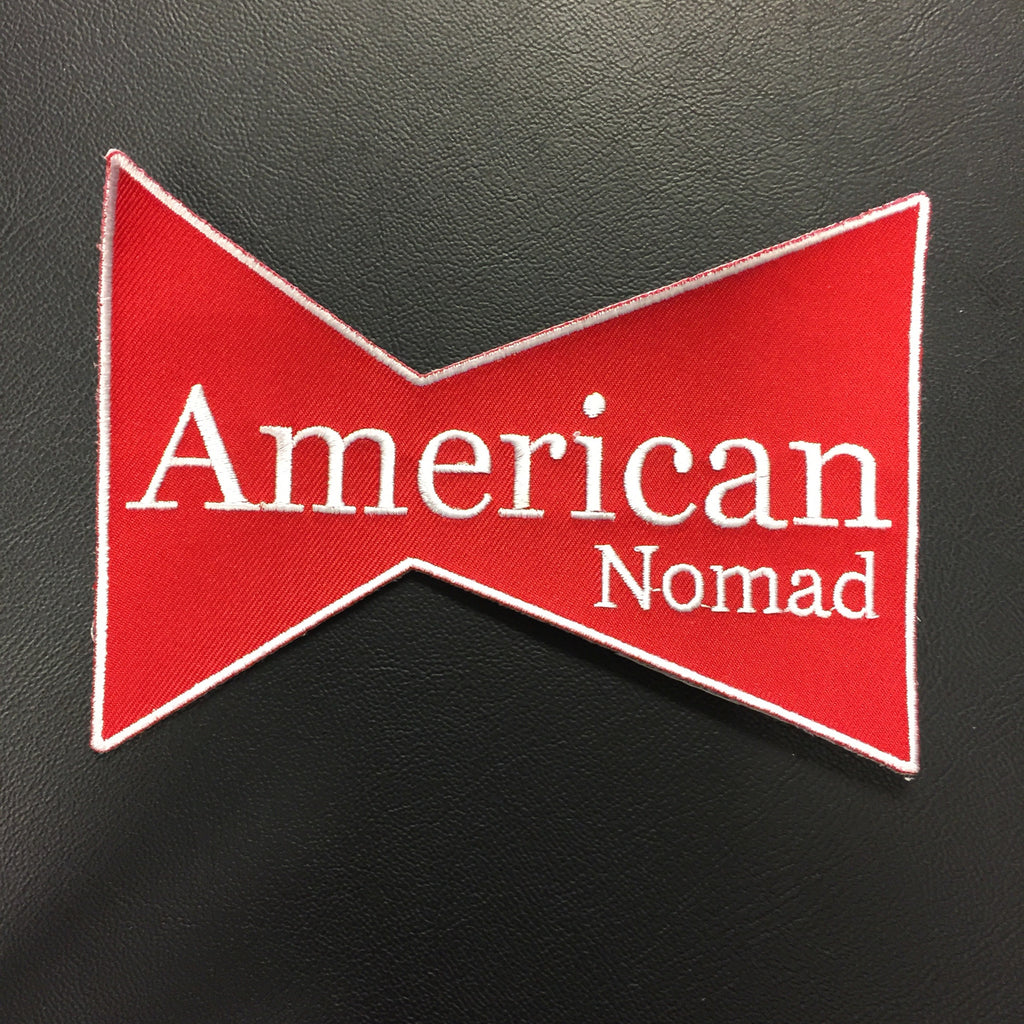 AMERICAN NOMAD PATCH