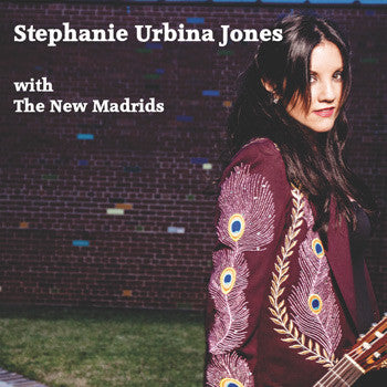 Stephanie Urbina Jones with The New Madrids - 10th August 2016