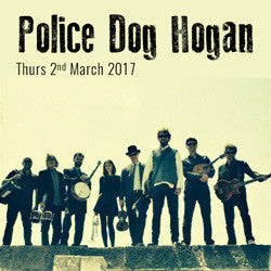 POLICE DOG HOGAN - Thurs 2nd March 2017