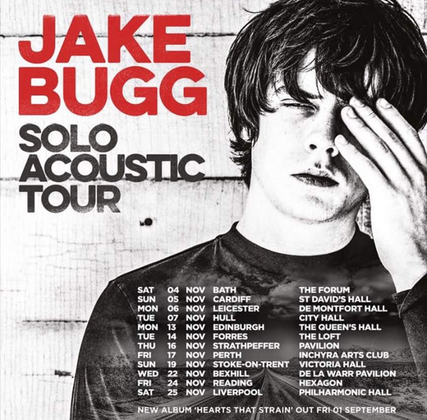 Jake Bugg - 17th Nov 2017