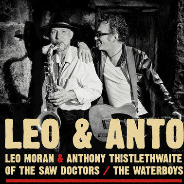Leo & Anto from the Saw Doctors - 11th March 2015