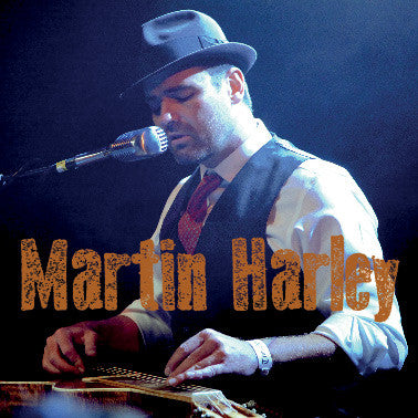 Martin Harley Thurs 14th May 2015
