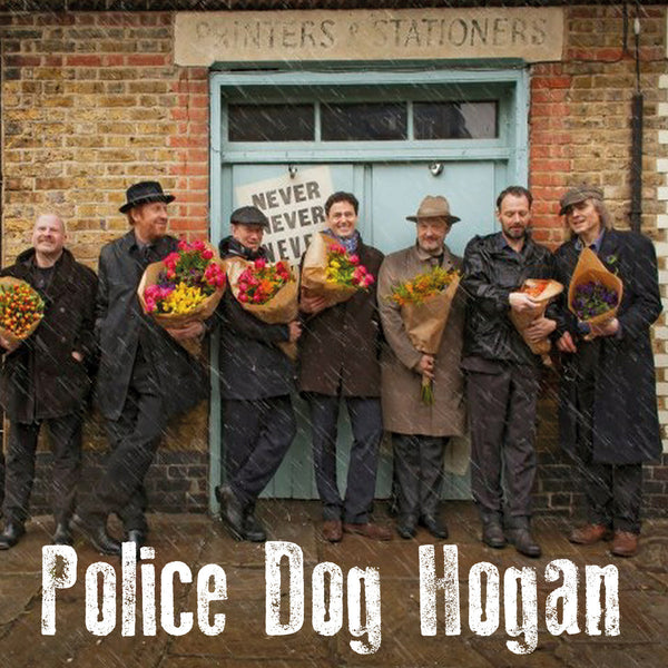 Police Dog Hogan - 13th Dec 2014