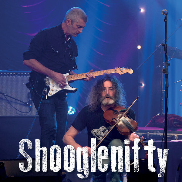 Shooglenifty - 27th Nov 2015