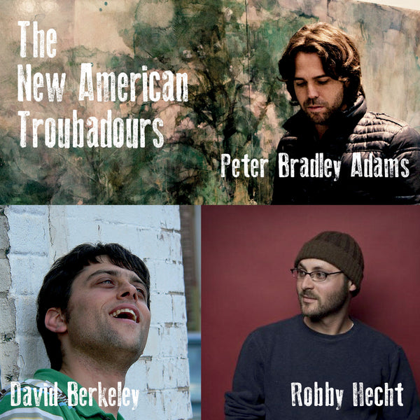 The New American Troubadours - 3rd July 2014