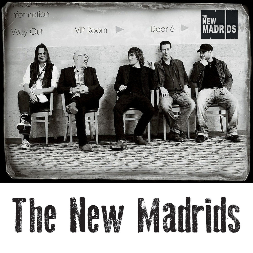 The New Madrids - 20th Nov 2014