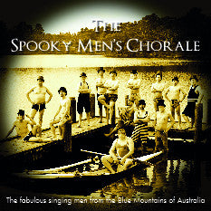 The Spooky Men's Chorale - 25th August 2015