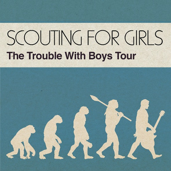 Scouting For Girls - 13th Nov 2019