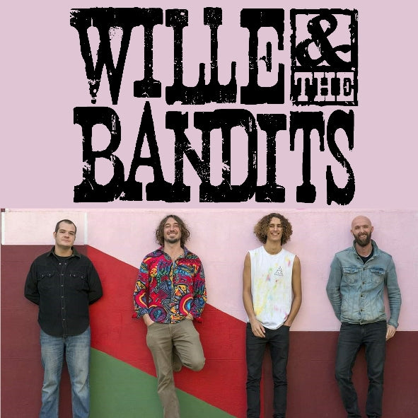 Wille & The Bandits - 9th Mar 2020