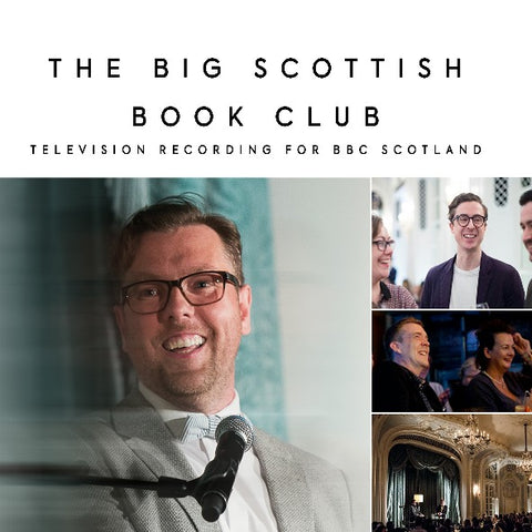 The Big Scottish Book Club - Tues 24th Sept 2019