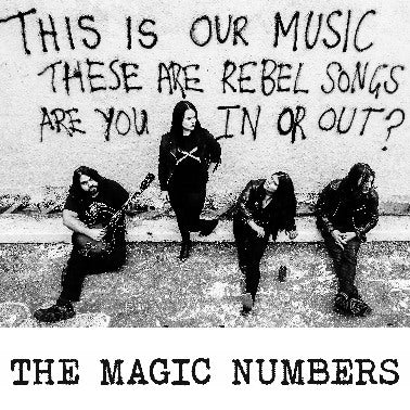 The Magic Numbers - Tues 11th Dec 2018