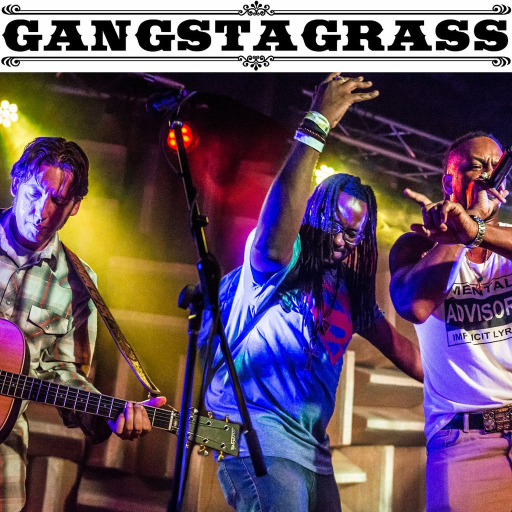 Gangstagrass - Tues 5th February 2019
