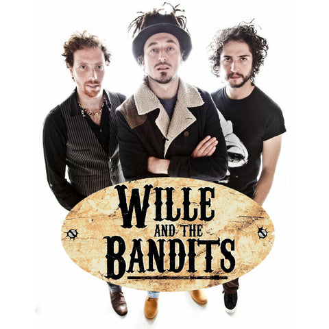 Wille & The Bandits + Frankie Forman - 16th March 2016