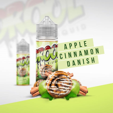 Drool – Apple Cinnamon Danish