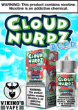Cloud Nurdz - Watermelon Apple Iced