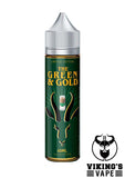 Flawless x Creamy Clouds - The Green & Gold